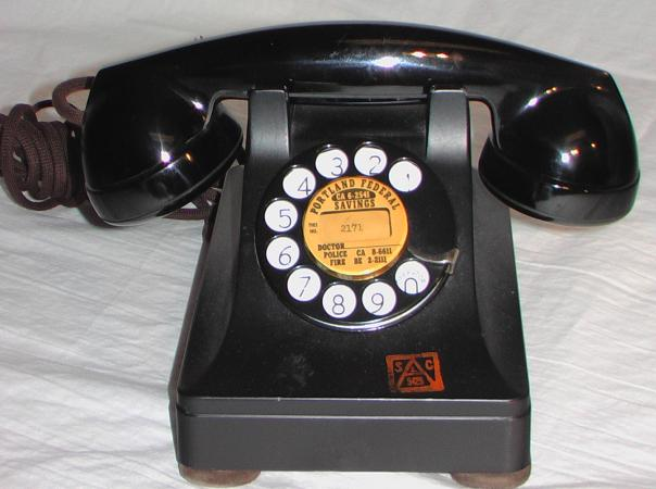 302 Desk Phone with Dual Markings, Bell and MFP