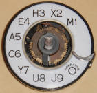 Western Electric #2 AG Dial